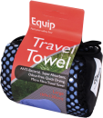 Anti Bacterial Travel Towel - Large