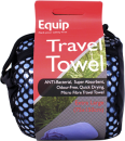 Anti Bacterial Travel Towel - Extra Large