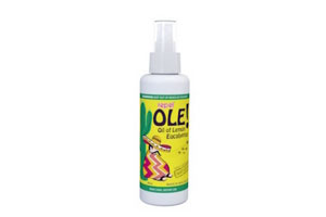 Repel OLE oil of lemon eucalyptus insect repellent