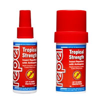 Repel Tropical-strength insect repellent